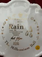 "Rare Coalport Limited Edition Figurine ""Rain"" The Millennium Ball Collection (7 of 9)"