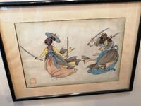 A 19th Century Korean Watercolour (2 of 4)