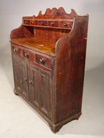 Unusual, Mid 19th Century, Pine Scottish Dresser (3 of 5)