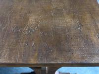 French Farmhouse Trestle Dining Table (15 of 15)