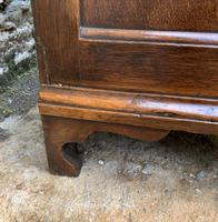 18th Century Georgian Oak Crossbanded Bureau (3 of 22)