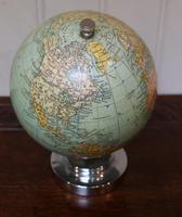 7 Inch  French Terrestrial Globe (4 of 8)