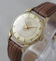 1955 9K Smiths De Luxe Wristwatch with Box (3 of 6)