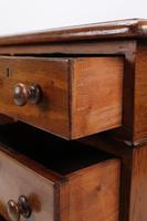 Victorian Mahogany Pedestal Desk (6 of 13)
