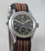Record WW2 British Military Issue Record Wristwatch (3 of 6)
