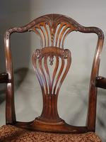Good Set of 8 '6+2' Mahogany Framed Chairs by Marsh, Jones & Cribb (9 of 9)