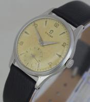 1951 Omega Dennisteel (2 of 6)