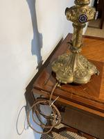 19th Century Table Lamp (6 of 6)
