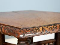 Antique Hexagonal Moorish Mashrabiya Table (3 of 5)