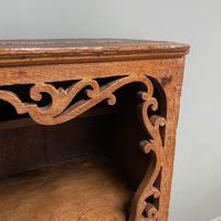17th Century Oak Country House Antique Cupboard (3 of 7)