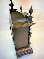 Wonderful 1880 German Striking Mantel Clock by Phillip Hass & Söhne (4 of 7)