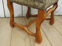 Set of Six Oak Os De Mouton Dining Chairs (4 of 9)