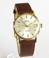 Gents 9ct Gold Swiss Emperor Wrist Watch (2 of 5)