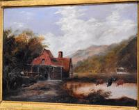 Victorian Oil Painting by B.L.Williams (6 of 8)