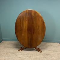 Outstanding Victorian Rosewood Antique Dining Table (4 of 9)