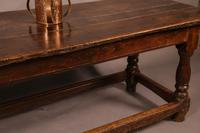 Good 17th Century Refectory Table Oak (3 of 11)