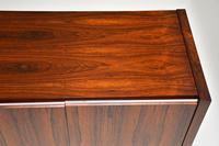 Merrow Associates Rosewood & Chrome Sideboard by Richard Young (9 of 13)
