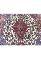 Antique Isfahan Carpet (4 of 10)