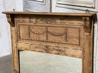 French 19th Century Overmantle Mirror (2 of 11)