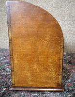 Edwardian Inlaid Mahogany Letter Rack / Correspondence Box (3 of 9)