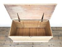 Antique Pine Trunk or Blanket Box (11 of 14)