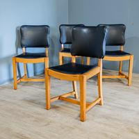 Art Deco Table & Chairs (9 of 11)