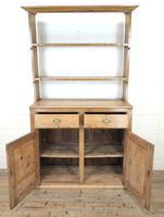 Late 19th Century Pine Kitchen Dresser (3 of 12)