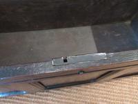 George I Period Oak Six Plank Coffer (8 of 10)