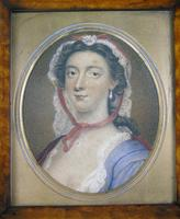Antique Hand Coloured Engraving Nell Gwynn (3 of 4)