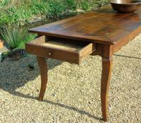 Fabulous Large French Fruitwood Farmhouse Table (6 of 11)