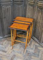 A Nest of Three Antique French Tables (3 of 6)
