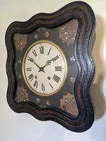 French Wall Clock c.1880 (2 of 4)