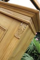Fabulous Old Stripped Pine Cupboard / Wardrobe (5 of 11)