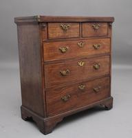 Early 18th Century Mahogany Bachelor's Chest (2 of 12)
