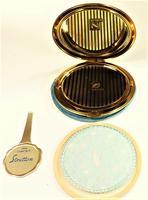 Rare Unused Large 1930s Stratton Powder Compact (3 of 8)