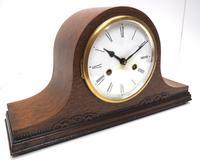 Good Napoleon Hat Shaped Mantel Clock – Striking 8-day Mantle Clock (5 of 11)