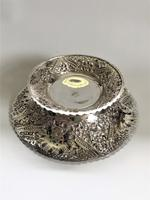 A Gorgeous Victorian Pierced Silver Dish (7 of 7)