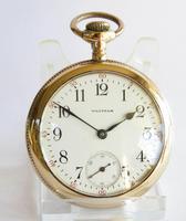 Antique Waltham Bond Street Pocket Watch (2 of 4)