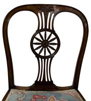 Early 20th Century Mahogany Chair Stamped with Waring & Gillow (3 of 5)