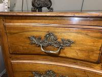 Serpentine Fronted 18th Century Commode (4 of 11)