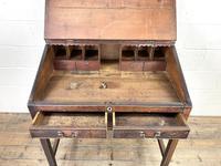 Antique Mahogany Clerk's Desk or Bureau (7 of 10)