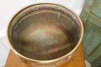 Beaten Brass Planter (5 of 6)