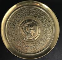 Aesthetic Movement Brass Tazza (2 of 5)
