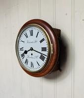 10 Inch Fusee Harrods Dial Clock (2 of 8)
