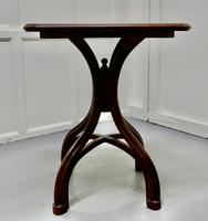 Square Bentwood Bistro Table (2 of 4)