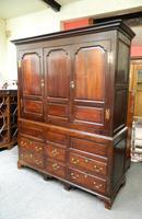 Oak Housekeepers Cupboard / Press Cupboard (8 of 8)
