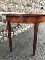 George III Mahogany Console Table (3 of 8)