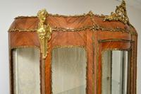 French Ormolu Mounted Display Cabinet (7 of 12)