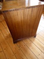 Scottish Kneehole Desk by Whytock & Reid (10 of 10)