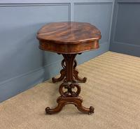 Victorian Period Mahogany Table (7 of 14)
